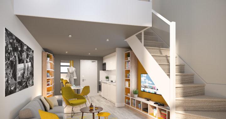 Grande Duplex - The Gravity, IconInc, Lincoln, Beaumont Fee, Lincoln