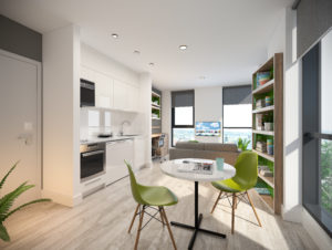 Penthouse, Iconinc, Lincoln, LN1