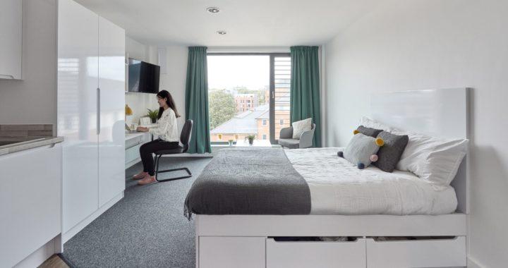 Premium Studio, Birmingham, Host Student Apartments, Bristol Road, Birmingham