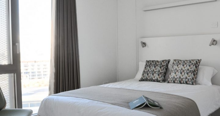 Apartment, Victoria Hall Kings Cross, 25 Canal Reach, London