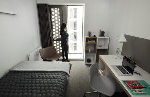 En-Suite, Victoria Hall, London, N1C