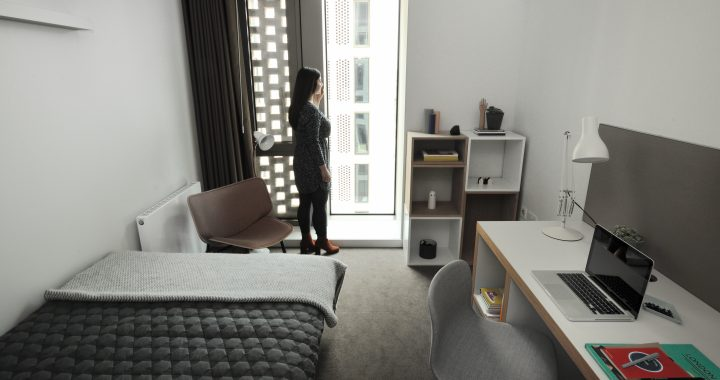 En-Suite Rooms, Victoria Hall, Kings Cross, Host, 25 Canal Reach, London