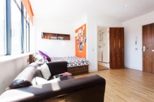 One Bed Flat, King Square Studio, Bristol, BS2