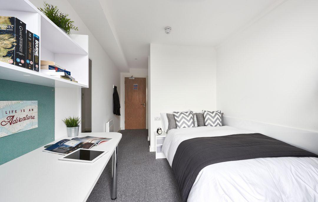 Standard En-Suite, Glassworks, Leicester, LE1 main image