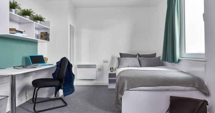 Premium En-Suite, Glassworks, Leicester, 60 Newarke Street, Leicester