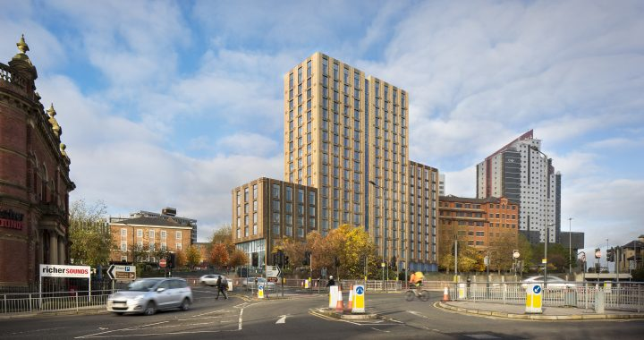 Classic Plus Studio, St Albans Place, Vita Leeds, Cross Belgrave St, Leeds LS2 8JP, Cross Belgrave Street, Leeds