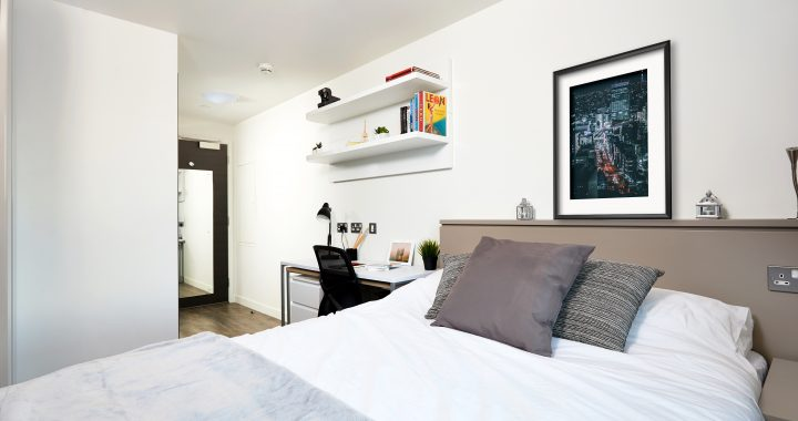 Cluster Rooms, West End, Vita Student, 21 Beith Street, Glasgow