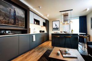Twin Room, Circle Square, 2 Nobel Way, Manchester M1 7FA