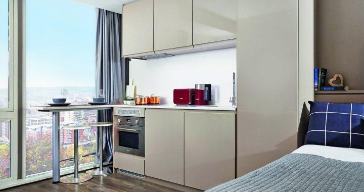 Premium Studio, Telephone House, Vita Student, Sheffield, 40 Charter Square, Sheffield