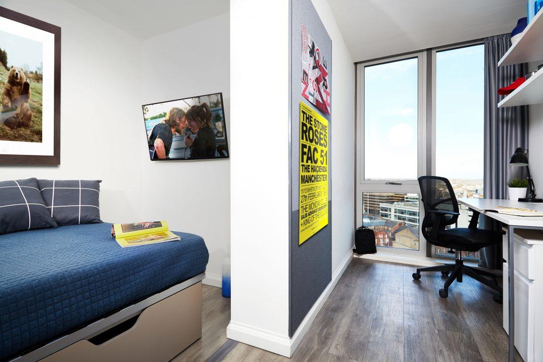 Two Bed Flat, Vita, Telephone House, 40 Charter Square, Sheffield S1 1BA main image