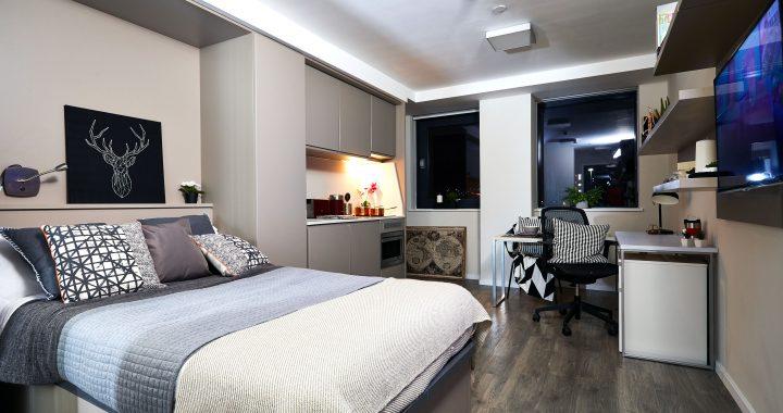 Classic Plus Studio, Richmond House, Vita Student, Southampton, 3 Terminus Terrace, Southampton