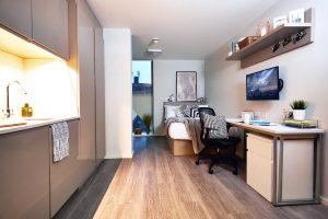 Accessible Studio, Richmond House, 3 Terminus Terrace, Southampton SO14 3EU