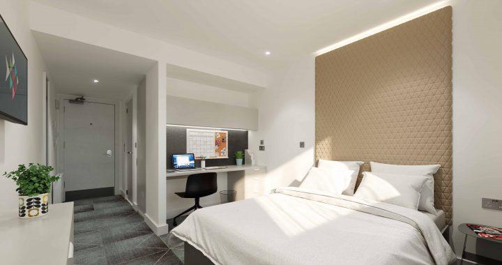 true Apartment, true Salford, Salford, M50 3ZP, King William Street, Salford