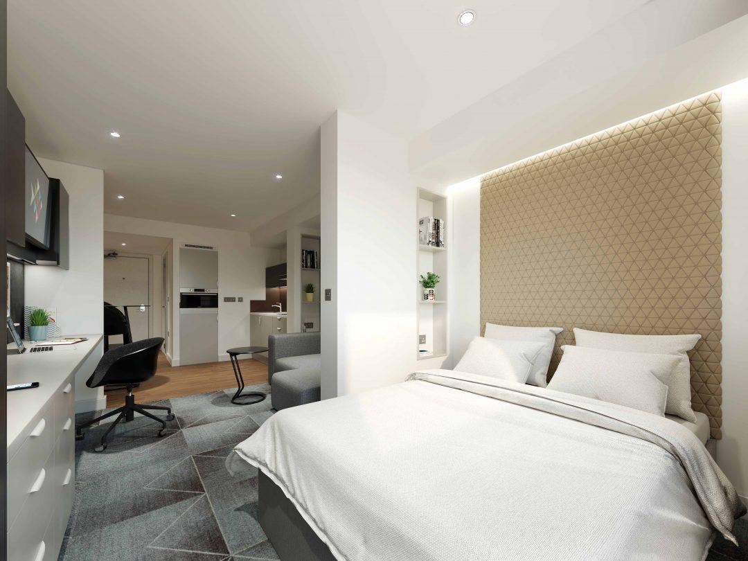true Premium Suite, true Salford, Salford M50 3ZP main image