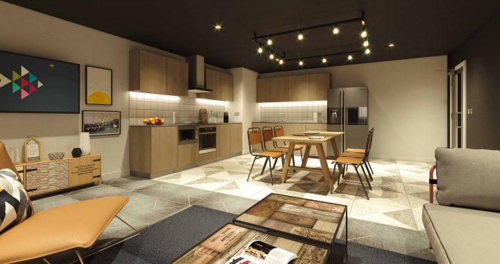 true Listed Apartment, true Birmingham, Upper Dean Street, Birmingham