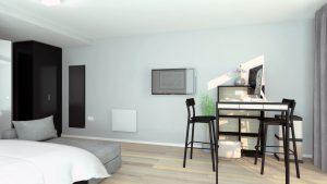 Premium Studio, Portland Crescent, Leeds, LS1 3AY
