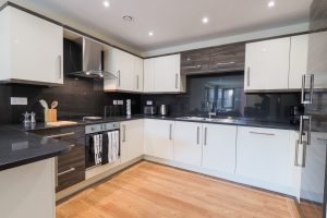 Devonshire Point, 3 Bed Apartment,121 Fitzwilliam Street, Sheffield, S1 4JP