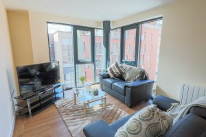 Devonshire Point, 2 Bed Apartment,121 Fitzwilliam Street, Sheffield, S1 4JP
