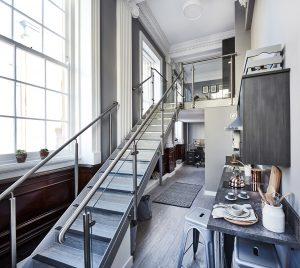 Presidential Mezzanine Suite, Plummer House, Newcastle, NE1 6NE