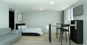 Two Bedroom, Portland Crescent, Leeds, LS1 3AY