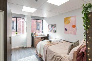 Large En-Suite Room, Clydesdale House, Turner Street, Manchester, M4 1DG