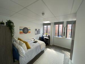 Standard En-Suite Suite, Clydesdale House, Turner Street, Manchester, M4 1DG