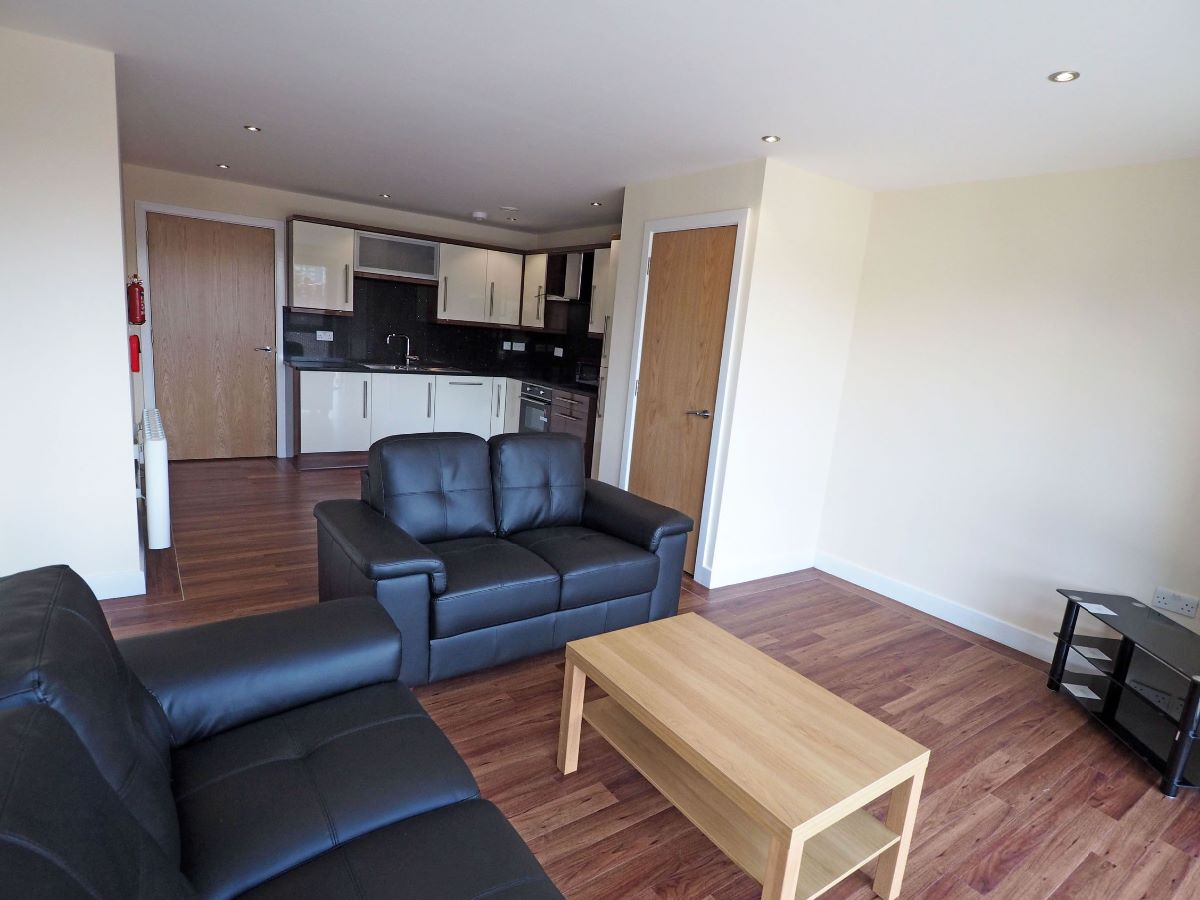 Apt 6 Devonshire Point 121 Fitzwilliam Street, 121 Fitzwilliam Street, Sheffield