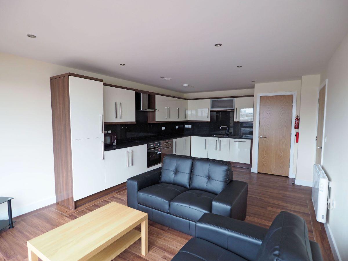 Apt 24 Devonshire Point 121 Fitzwilliam Street, 121 Fitzwilliam Street, Sheffield