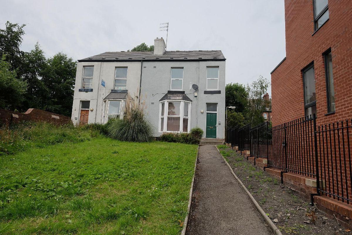 8 Wilkinson Street, Wilkinson Street, Sheffield