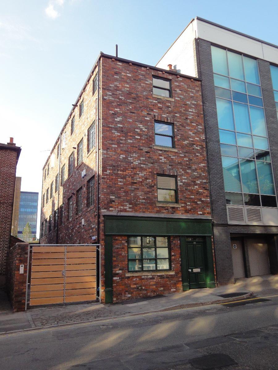 1 Lion Works, 92 Arundel Street, Lion Works, 92 Arundel Street, Sheffield