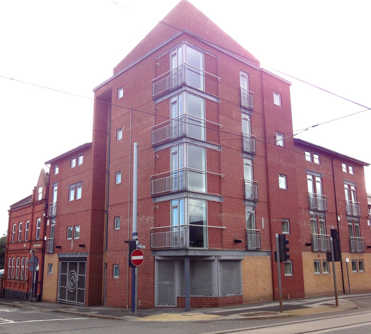 Montgomery Place, Sheffield