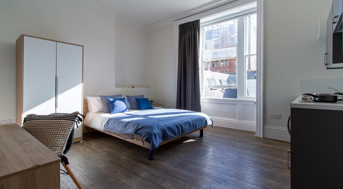 Janet Poole House 101-105, Gower Street, London