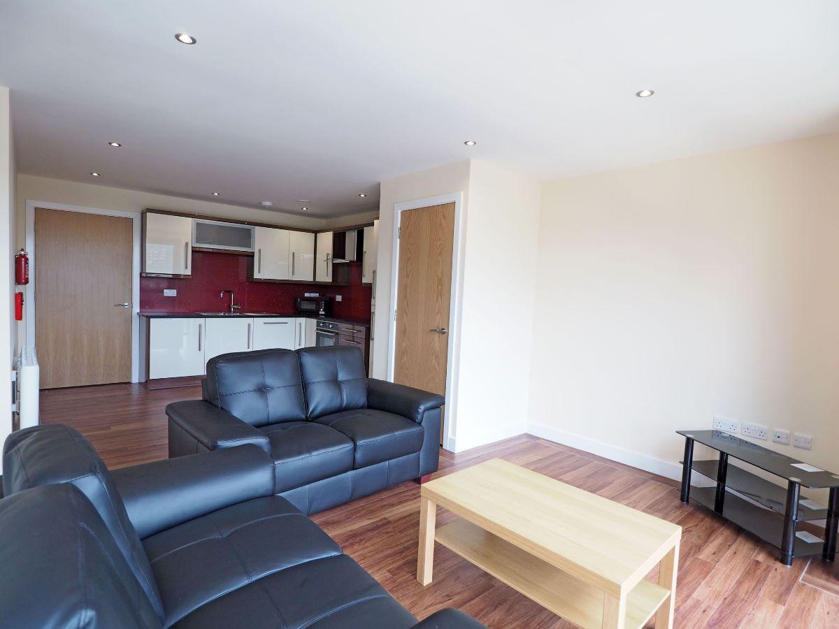 Apt 14 Devonshire Point 121 Fitzwilliam Street, 121 Fitzwilliam Street, Sheffield