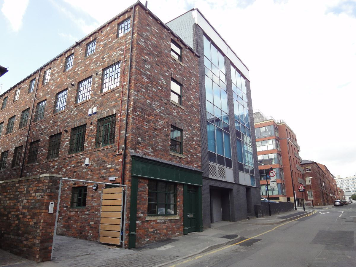 Lion Works 92 Arundel Street, Sheffield