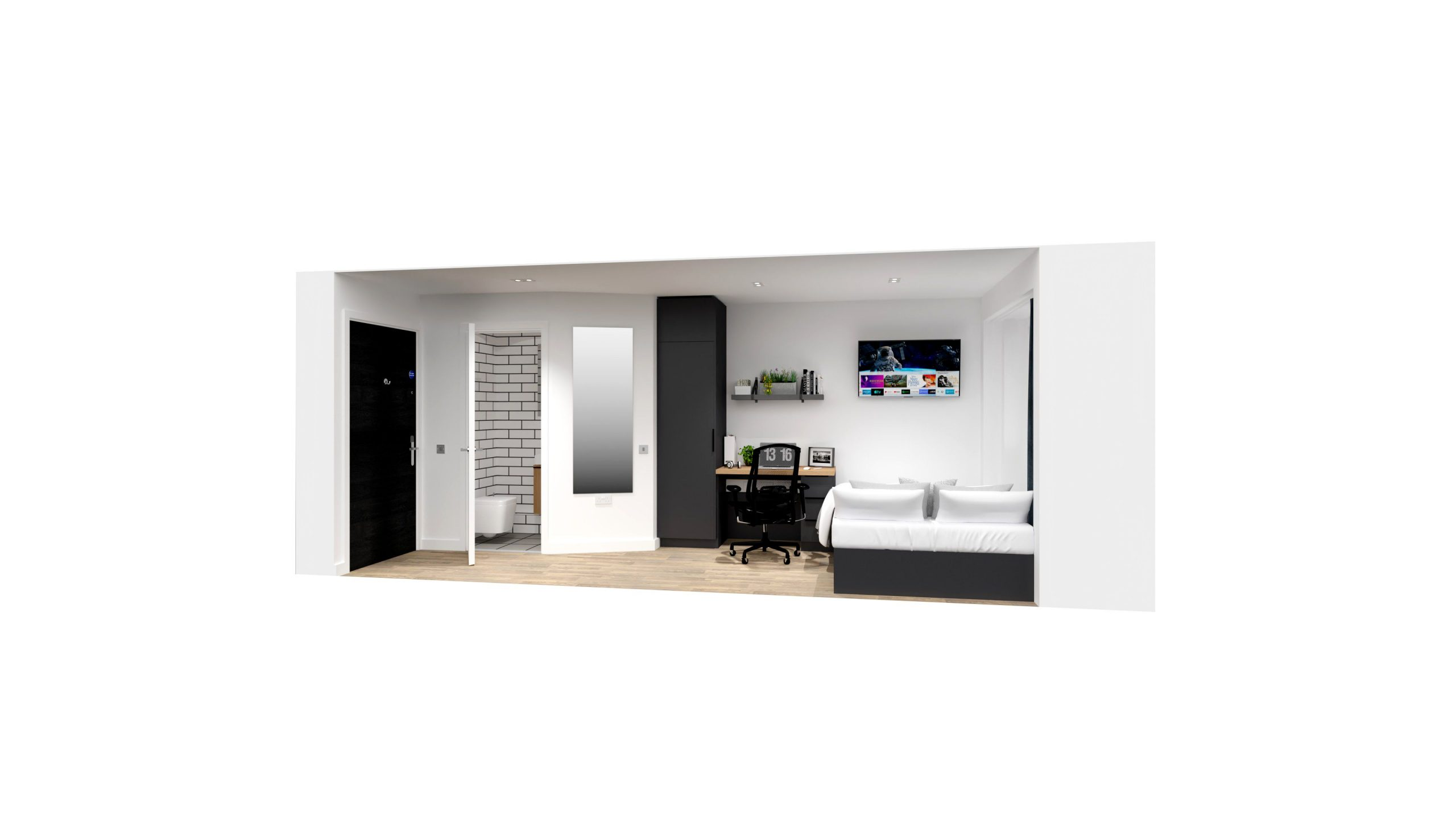 Premium Studio, Lewisham Exchange, Vita, Loampit Vale, Lewisham