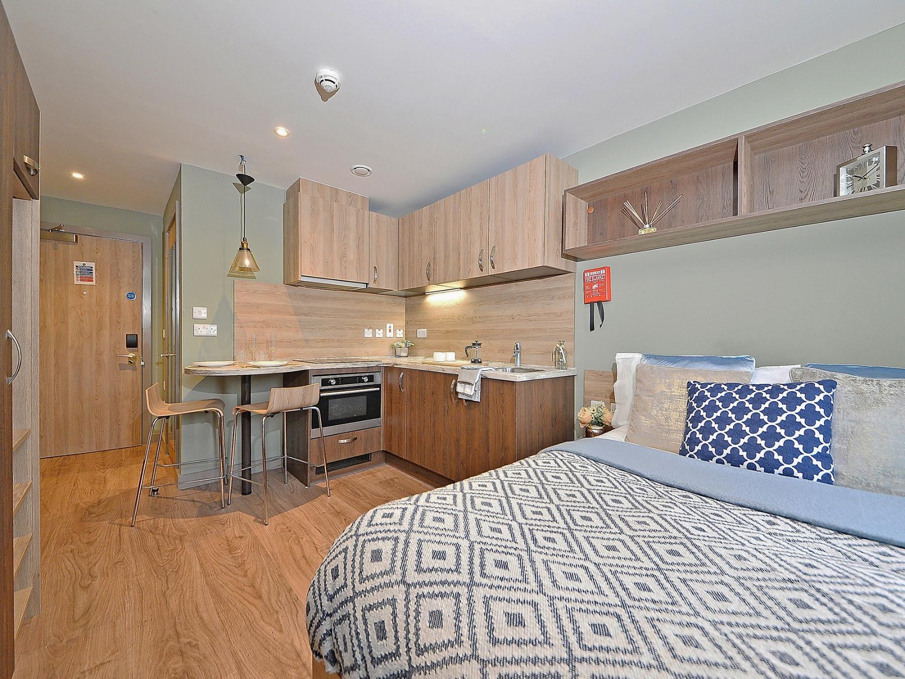 Fontenoy Apartments, Fontenoy Street, Liverpool, Liverpool