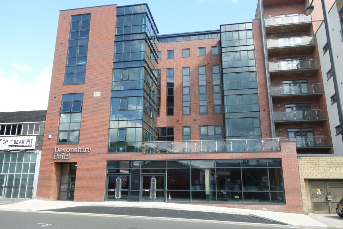 Room 2, Apt 13 Devonshire point 121 Fitzwilliam Street, 121 Fitzwilliam Street, Sheffield